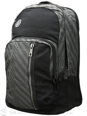 Volcom Prohibit Canvas Backpack Black