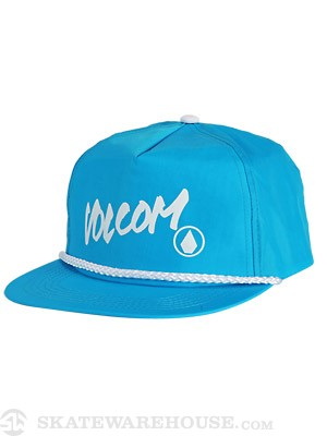 Volcom Radical Hat Blue/BLU Adj.