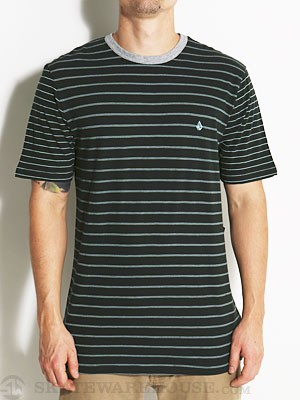Volcom Rangle Crew Knit Charcoal/CHA SM