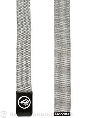Circle Stone Webbing Belt Charcoal/CHH Adj.