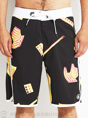 Volcom Sir Dots Alot Boardshorts Black 36