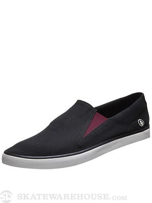 Volcom Slipps Shoes Black