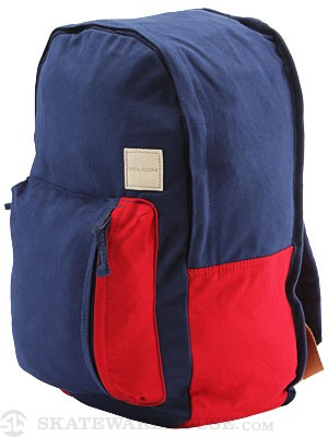 Volcom Smalls Canvas Backpack Midnight