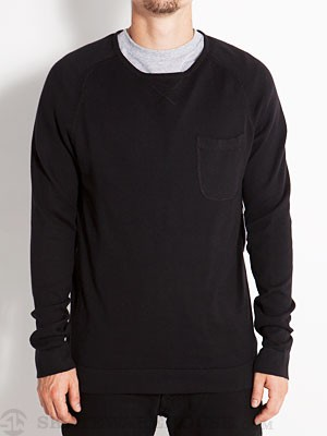 Volcom Stand Not Sweater Black SM