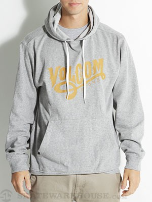 Volcom Standards Hoodie Heather Grey/HGR SM