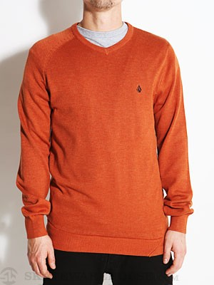 Volcom Standard Sweater Copper/COP MD