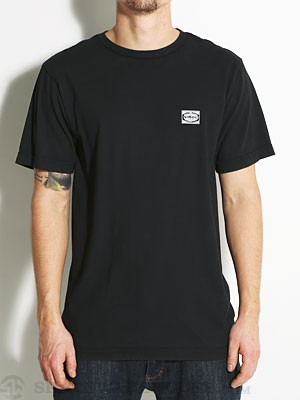 Volcom Standardized Tee Black LG