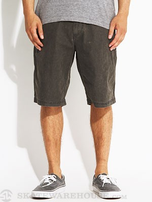 Volcom Thrall Shorts Tinted Black 28