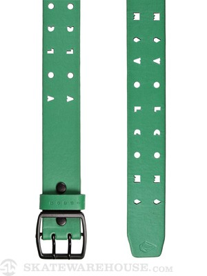 Volcom Template PU Belt Green 32