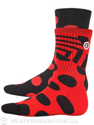 Volcom Traction Socks Black