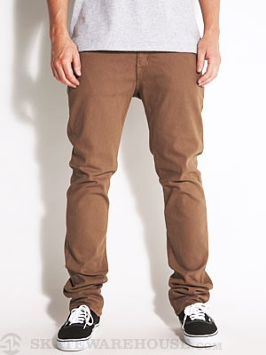 Volcom Vorta SGene Colored Denim Mocha 28
