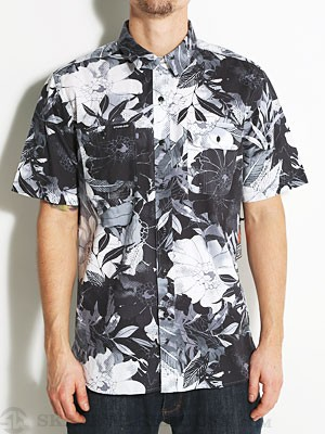 Volcom Stone Age Visitor Woven Shirt Black XL