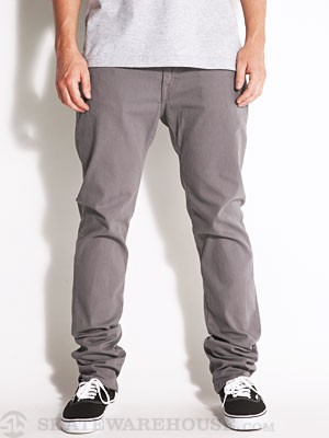 Volcom Vorta SGene Colored Denim Grey 28