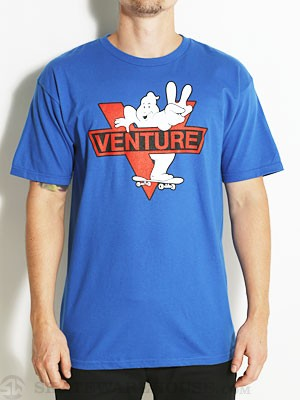 Venture Unstoppable Tee Royal XL