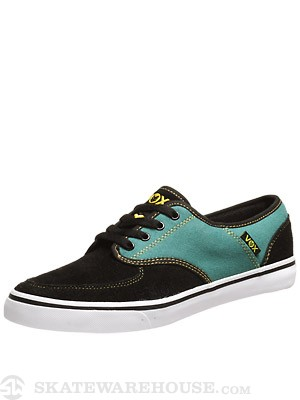 Vox Classx Shoes  Black/Evergreen