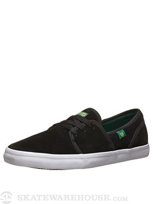 Vox Fisker Shoes Black/Aqua Green/White