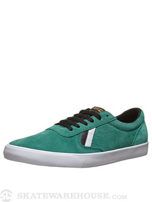 Vox Gamma Shoes Aqua Green/Black/White