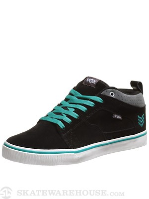 Vox Griffin Shoes  Black/Grey/White