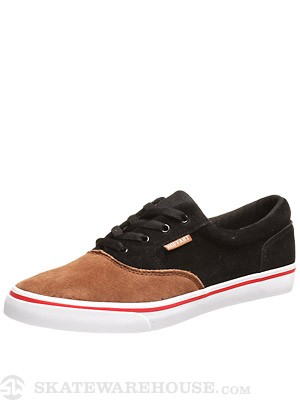Vox Jordan Hoffart Kruzer Shoes  Brown/Red