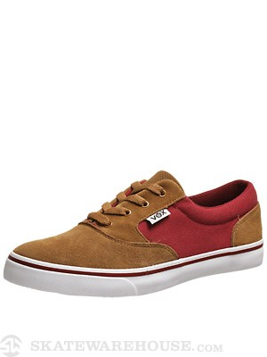 Vox Kruzer Shoes  Woodsmoke/Tibetan Red
