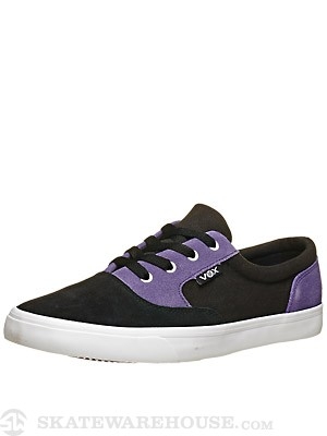 Vox Kruzer Shoes Black/Purple
