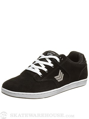 Vox Lockdown C Shoes  Black/Black/White