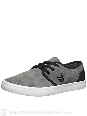 Vox Slacker Shoes Dark Gray/Black/White
