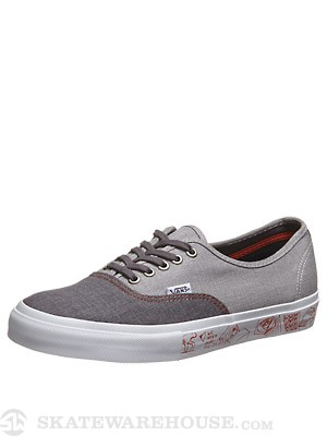 Vans Syndicate x Neil Blender Authentic Pro Shoes
