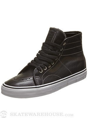 Vans Syndicate Native American High Shoes  Black/White