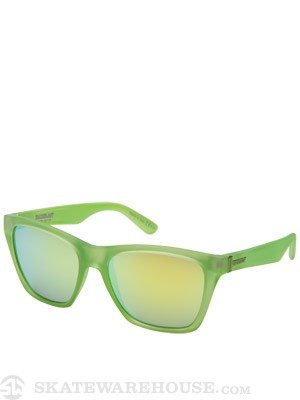 Von Zipper Booker Brain Blast Lime/Lime Metallic