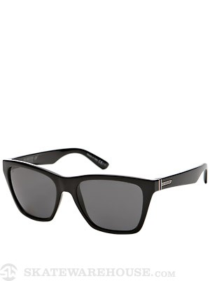VZ Booker Polarized Sunglasses Black/Grey Polar