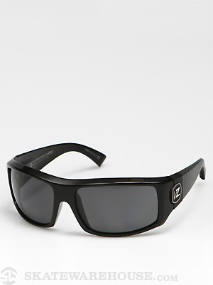 VZ Clutch Blk Gloss/Poly Polarized Lens