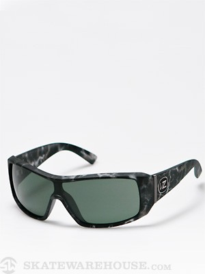 Von Zipper Comsat Onyx Satin w/Grey lens