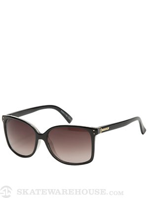 VZ Castaway Girls Black Crystal/Gradient Lens
