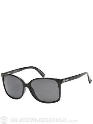 VZ Castaway Girls Black/Grey Poly Polarized Lens