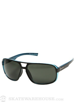 Von Zipper Decco  Black Blue/Grey Lens