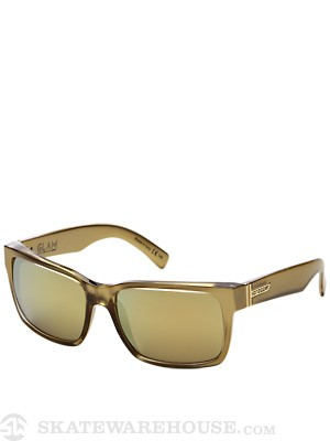VZ Elmore GLAM Sunglasses Glam Gold/Gold Chrome
