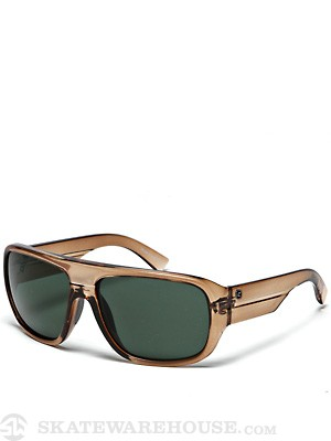 Von Zipper Gatti Brown Gloss/Vintage Grey Lens