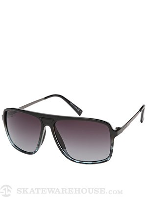 Von Zipper HotWax Black/Blue w/ Gradient Lens