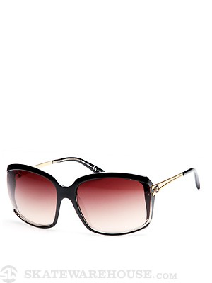 VZ Kismet Girls  Black Clear w/Gradient Lens