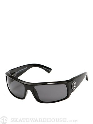 Kickstand Black w/Grey Polarized Lens