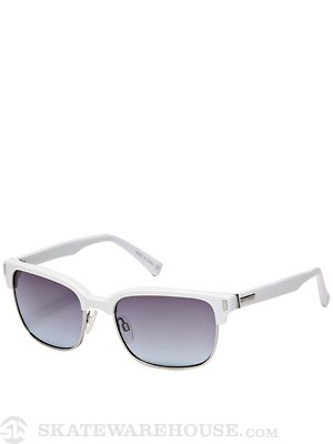 Von Zipper Mayfield White w/Gradient Lens