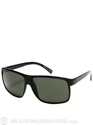 Von Zipper Sidepipe Black Gloss/Grey Lens