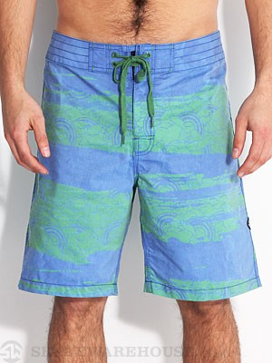 Von Zipper Uniblood Boardshorts Slate 28