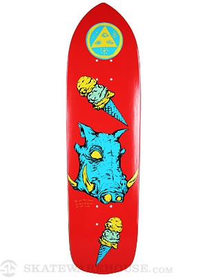 Welcome Sugar Fairy Soul Splitter RED Deck  8.75 x 32.5