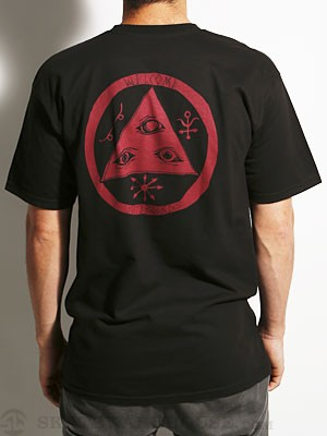Welcome Talisman Tee Black/Red XL
