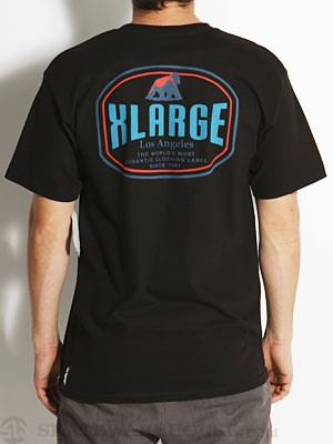 X-Large Waiting Staff Tee Black LG