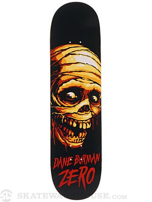 Zero Burman Mummy Deck 8.125 x 32.25