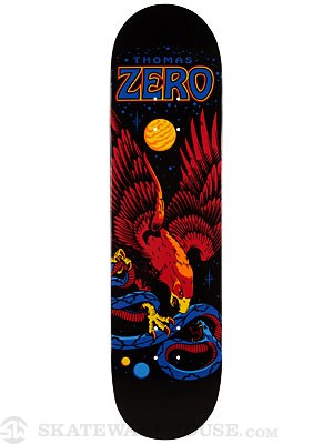 Zero Thomas Eagle & Snake Deck 8.0 x 32