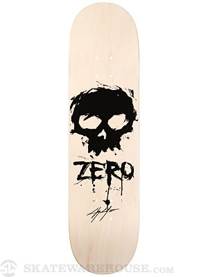 Zero SW Exclusive Cole Signature Skull Deck 8.125 x 32